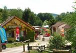 Camping avec WIFI Montigny-en-Morvan - Camping Sites et Paysages Etang de la Fougeraie-2