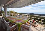 Location vacances Vallgorguina - Holiday Home Urb Tres Turons-2