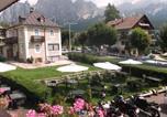 Hôtel Cortina d'Ampezzo - Hotel da Beppe Sello-3