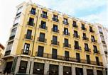 Location vacances Madrid - Hostal Macarena-3