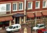 Hôtel Grandvilliers - Hotel & Restaurant Le Cardinal-1