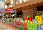 Hôtel Çarşı - Aslan Hotel-1