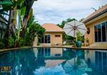 Villages vacances Klaeng - Vii Muay Thai Gym & Beach Resort-2