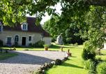 Location vacances Monhoudou - Maison d'Hôtes Les Après-3