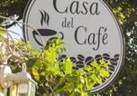 Hôtel Catemaco - Casa del Café Oro de Los Tuxtlas-3