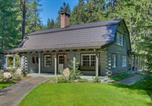 Location vacances Packwood - Riverwood Lodge & Guest House-4
