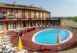 Hôtel Daimiel - Hotel Layos Golf-2