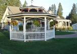 Hôtel Post Falls - Aspen Meadows Bed & Breakfast-3
