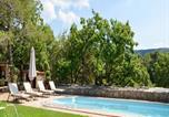 Location vacances Lacoste - Villa L'Amandiere-3