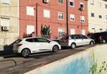 Location vacances Almada - Ruhiges Zimmer Nähe Lissabon & Strand-2