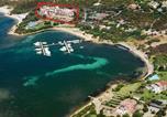 Hôtel Golfo Aranci - Residence Eurotel Portorotondo Asfodeli-1