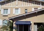 Hôtel Le Porge - Hôtel Le Grain de Sable-4