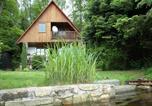 Location vacances Kunžak - Holiday home Lida-2