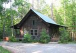 Location vacances Robbinsville - Log Cabin-4