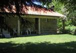 Location vacances Gouveia - Holiday home Casa Do Caseiro 1-1