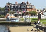 Hôtel Oulton Broad - Wherry Hotel-1