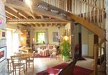 Hôtel Saint-Jean-le-Thomas - La Haute Gilberdière-4