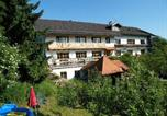 Location vacances Drachselsried - Pension Landhaus Riedelstein-1