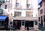 Hôtel Biarritz - Hôtel La Marine Biarritz-3