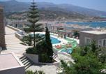 Location vacances Palekastro - Seafront Maisonette in Sitia-3