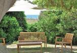 Location vacances Montalto di Castro - Holiday Home Tarquinia (Vt) with Sea View I-4