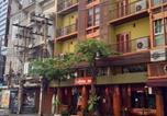 Hôtel Suriya Wong - Lullaby Inn Silom-4
