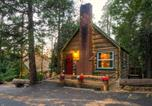 Location vacances Fontana - Arrowhead Pine Rose Cabins-1