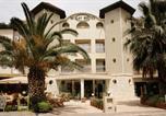 Hôtel İçmeler - Miray Hotel-1