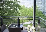 Location vacances Hackney - Stylish Apartment With Balcony In Finsbury Park-3