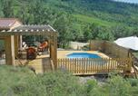 Location vacances Gaja-et-Villedieu - Holiday home Roquetaillade 73 with Outdoor Swimmingpool-3