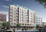 Hôtel Yuncheng - Jinjiang Inn Yuncheng Zhongyin Avenue-3