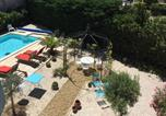 Location vacances Badens - Les lauriers roses-2