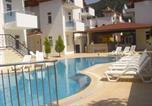 Location vacances İçmeler - Tolan Apartments-2
