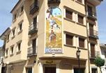 Location vacances El Provencio - Hostal Genaro-1