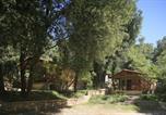 Camping avec Piscine couverte / chauffée Crespian - Camping La Croix Clémentine-3