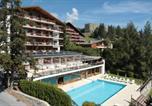 Hôtel Sierre - Hotel Aida-Castel