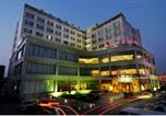 Hôtel Jiaxing - Shenghong International Hotel-1