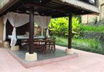 Villages vacances Penebel - Villa Lumbung Jatiluwih-2