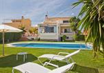Location vacances l'Ametlla de Mar - Holiday home Casa Roques Dorades L´Ametlla de Mar-1