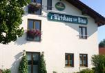 Hôtel Furth - Wirtshaus Zur Bina-1