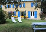 Location vacances Grillon - Gîte des Estagniers-1