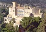 Hôtel Vernègues - Chateau de la Barben-1