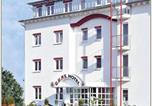 Hôtel Hirschberg an der Bergstraße - G.U.P.S. Hotel garni Weinheim-3