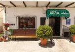 Location vacances Benalúa - Hostal Soledao-1