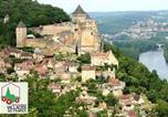Camping 4 étoiles Saint-Martial-de-Nabirat - P.A.L Lou Castel-2