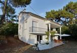 Location vacances Meschers-sur-Gironde - Holiday home Rue des Rossignols-4