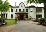 Location vacances Hohen Neuendorf - Hotel & Restaurant Waldschlößchen-1