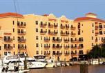 Location vacances Pinellas Park - Madeira Bay Resort & Spa 512 Apartment-3