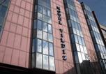 Hôtel Necatibey - Yildiz Hotel-1