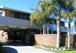 Hôtel Wodonga - Albury Garden Court Motel-3